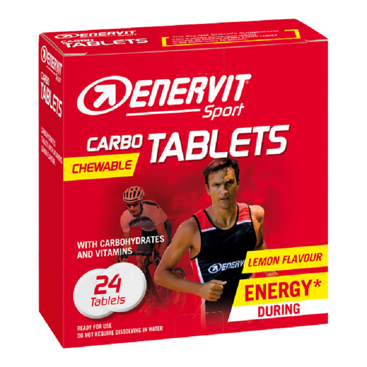 Enervit Carbo Tablets