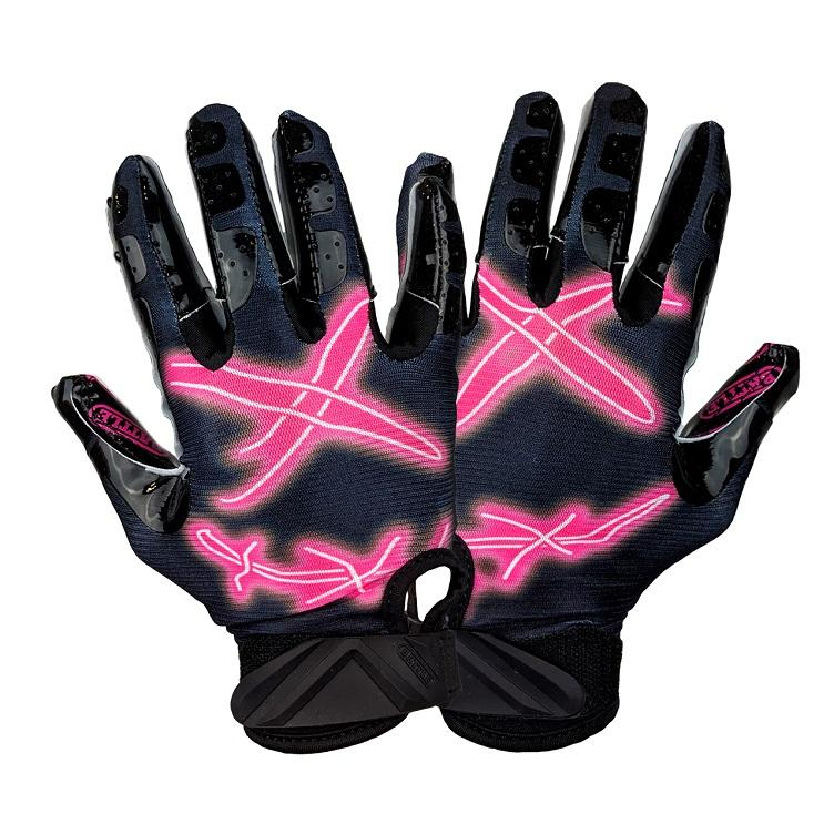 Novelty `Nightmare` Receiver Gloves