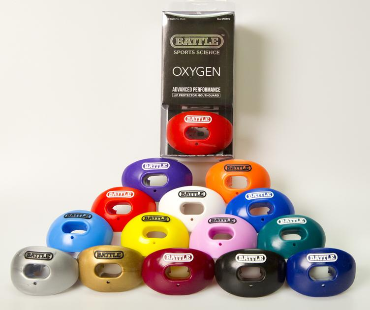 Oxygen Mouth Guard