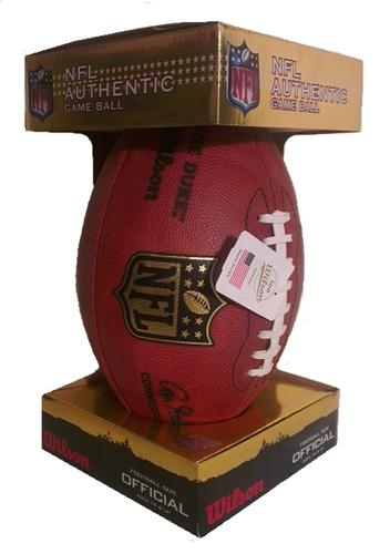 `The Duke` Offical NFL Game Ball