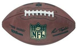 `The Duke` Offical NFL Game Ball - 0